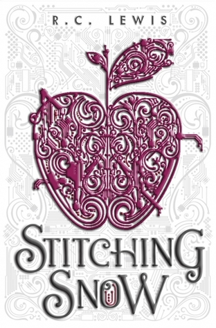 stitching snow by r.c. lewis