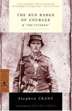 an analysis of a review of red badge of courage by stephen crane Complete summary of stephen crane's the red badge of courage enotes plot summaries cover all the significant action of the red badge of courage  analysis lesson plans  the red badge of .