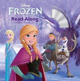 Frozen Read-Along Storybook (Read-Along Storybook and CD) Walt Disney Company