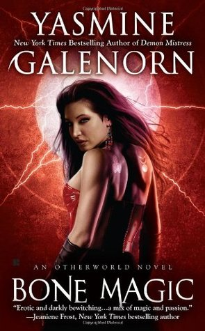 Book Review: Yasmine Galenorn's Bone Magic
