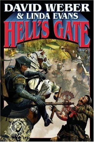 Book Review: David Weber & Linda Evans' Hell's Gate