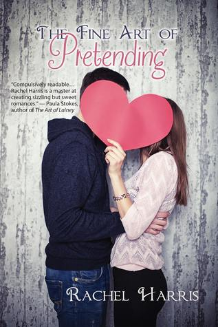 Book Review: The Fine Art of Pretending by Rachel Harris