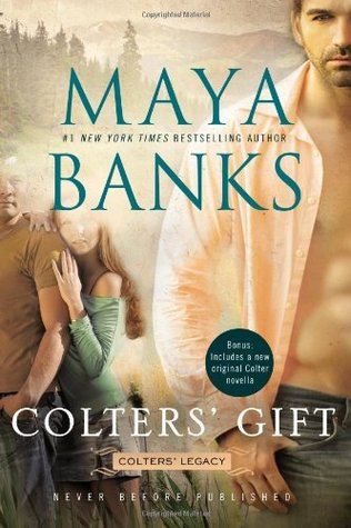 Book Review: Maya Banks' Colters' Gift