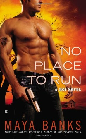 Book Review: Maya Banks' No Place to Run