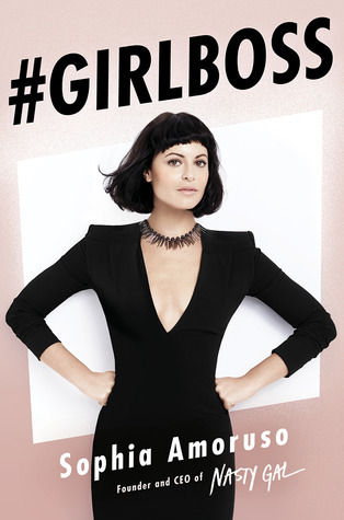 "Book cover of Sophia Amoruso, ""#GirlBoss."""