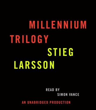 Stieg Larsson Millennium Trilogy CD Bundle