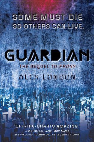 Guardian (Proxy, #2)