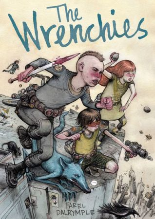 Graphic Novel Review: The Wrenchies