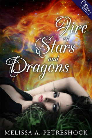 {Review+Giveaway} Fire of Stars and Dragons by Melissa Petreshock