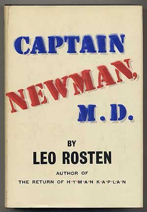 Captain Newman, M.D.  by  Leo Rosten