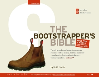 The Bootstrappers Bible (eBook)  by  Seth Godin