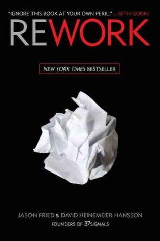 Rework (Hardcover)