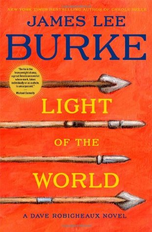Book Review: James Lee Burke's Light of the World