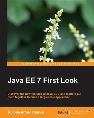 Java Ee 7 First Look  by  Ndjobo Armel Fabrice
