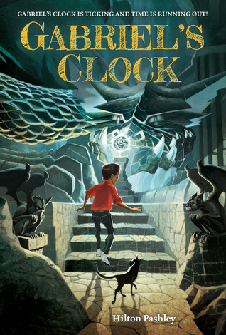 Gabriel's Clock (Hobbs End, #1)