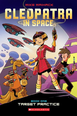 Graphic Novel Review: Cleopatra In Space #1: Target Practice
