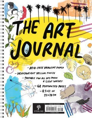 The Art Journal  by  Sterling Publishing