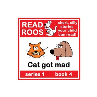 Read Roos: Cat got mad  by  Read Roos