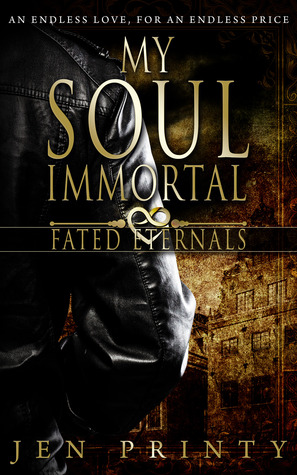 Review: My Soul Immortal by Jen Printy