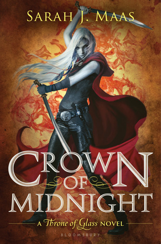 Crown of Midnight (Throne of Glass #2) by Sarah J. Maas | Review