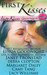 First Kisses (Inspy Kisses Collection, #1) by Linda Goodnight