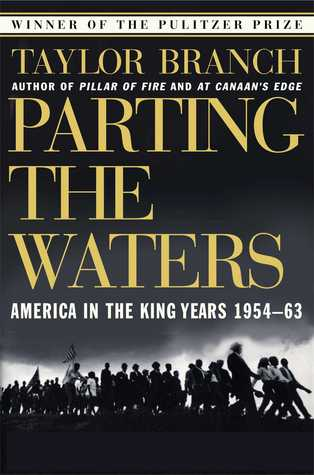 Parting the Waters book cover