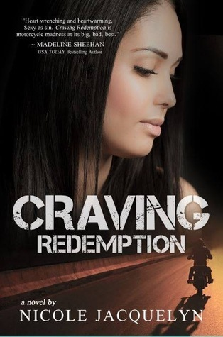 Craving Redemption Book Cover
