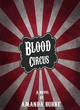 Blood Circus Amanda Burke