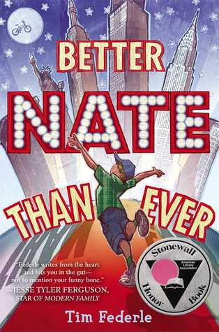 Better Nate than Ever by Tim Federle: Mini-Review
