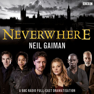 'Neverwhere' (BBC Dramatization) cover