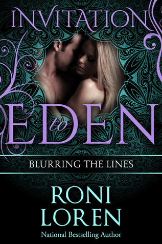 Blurring the Lines Book Cover