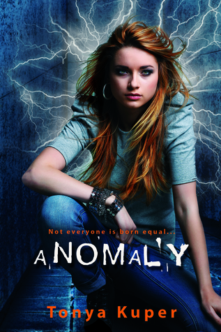 Review: Anomaly by Tonya Kuper