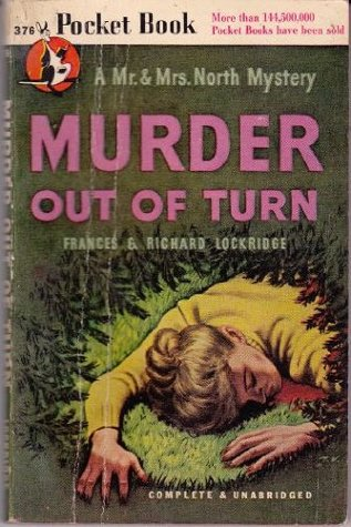Book Review: Frances and Richard Lockridge's Murder Out of Turn