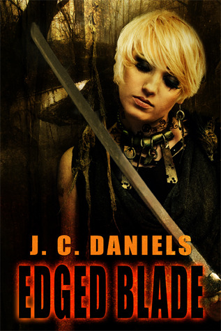 Review: Edged Blade by J.C. Daniels