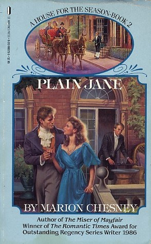 Plain Jane (A House for the Season, #2)