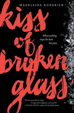 Kiss Of Broken Glass by Madeleine Kuderick | Book Review