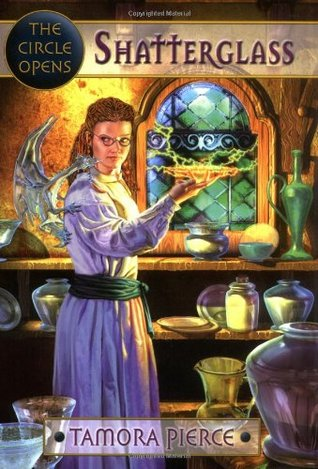Book Review: Tamora Pierce's Shatterglass