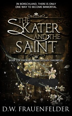 Cover image - The Skater and the Saint