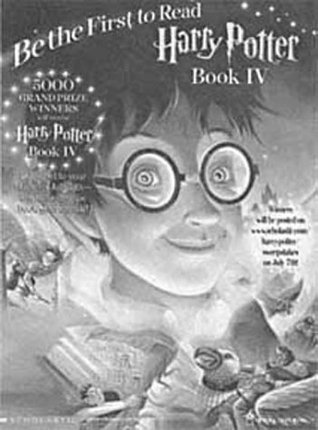 Harry Potter y el cáliz de fuego (Harry Potter, # 4)