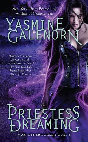 Book Review: Yasmine Galenorn's Priestess Dreaming
