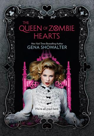 Blog Tour: The Queen of Zombie Hearts by Gena Showalter | Interview + Giveaway