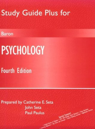 Psychology: Study Guide  by  Robert A. Baron