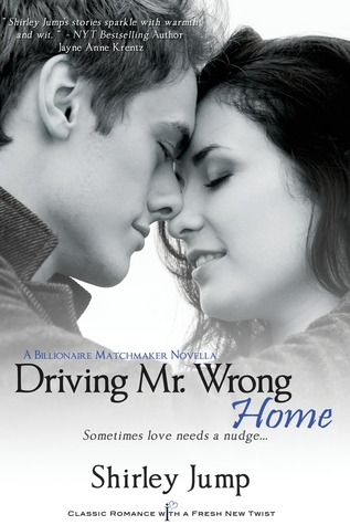 {Review} Driving Mr. Wrong Home by Shirley Jump