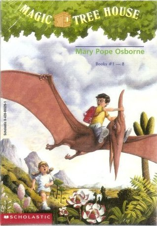 Magic Tree House Boxed Set, Books 1-8