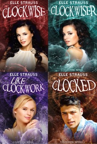 Clockwise Series Boxed Set