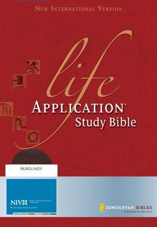 NIV Life Application Study Bible (New International Version)