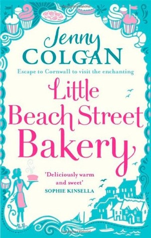 Little Beach Street Bakery by Jenny Colgan book cover image