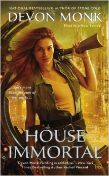 House Immortal (House Immortal, #1)