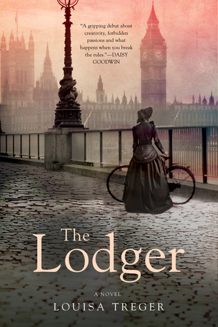 Book Review: The Lodger by Louisa Treger