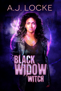 Black Widow Witch